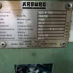 arburg masina za plastiku
